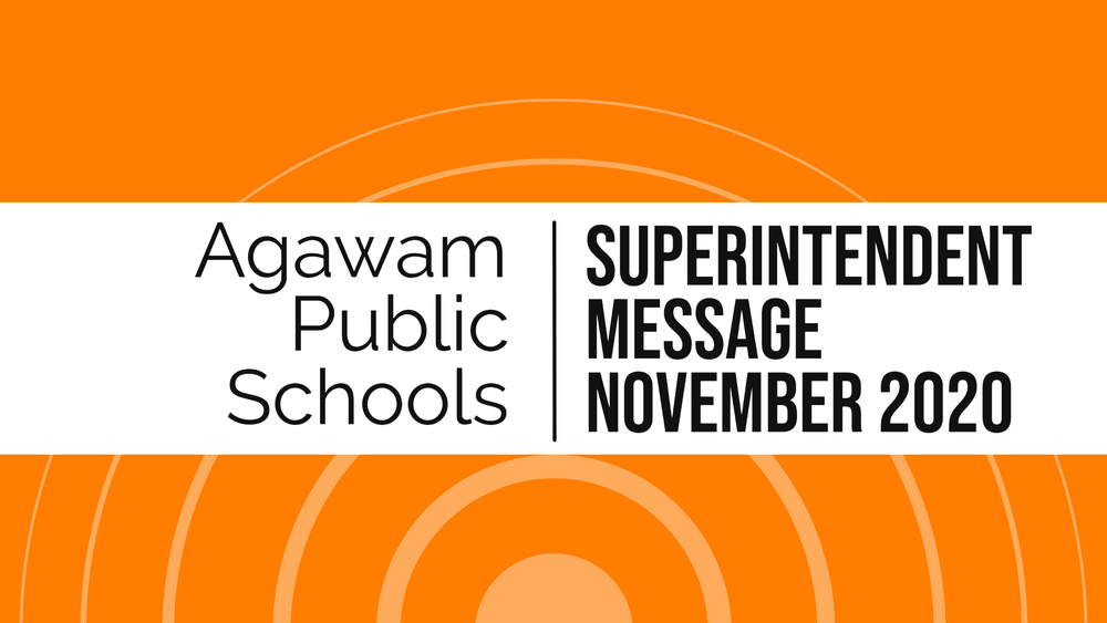 A message to the Entire Agawam Public Schools Community