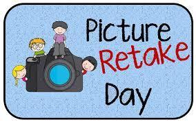 Picture Retake Day- CANCELLED!