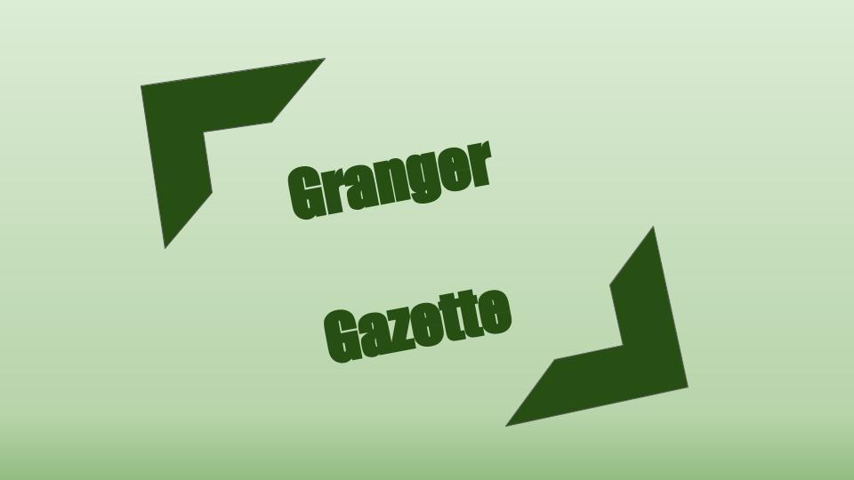 Granger November Gazette