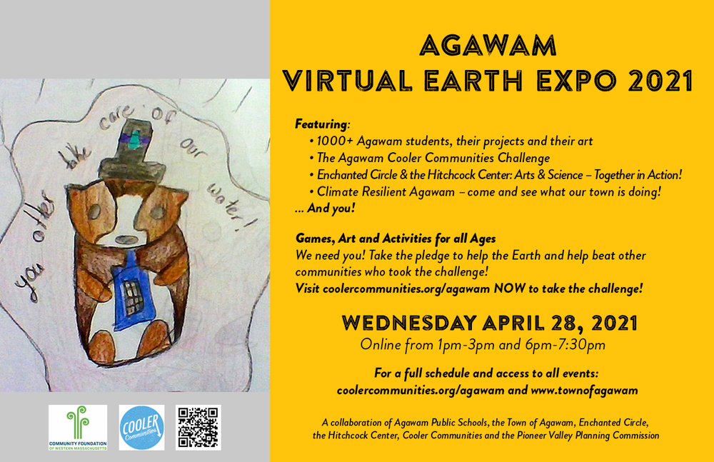 Agawam Virtual Earth Expo 2021