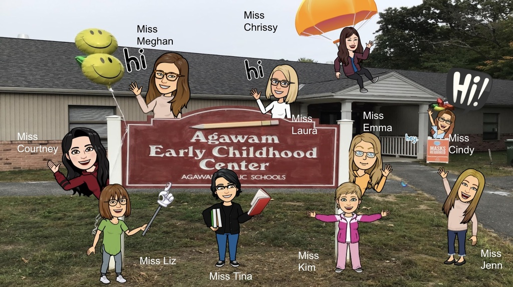 Agawam ECC Sign